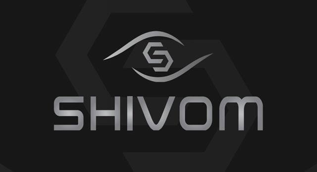 シボム(shivom)ロゴ