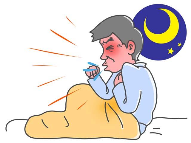 後鼻漏・咳が出る症状