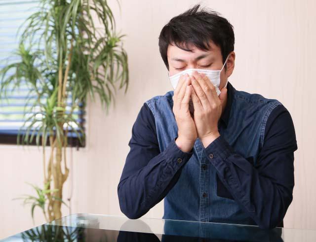 花粉症・対策