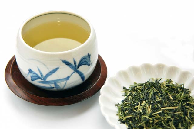 花粉症・対策・お茶