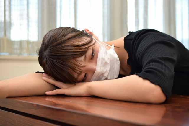 インフルエンザ・潜伏期間・うつる・可能性
