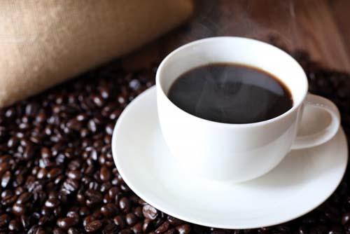 花粉症対策・コーヒー