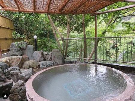 秩父温泉満願の湯 露天風呂