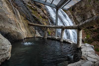 石楠花の湯 (混浴) 八丁の湯 奥鬼怒温泉