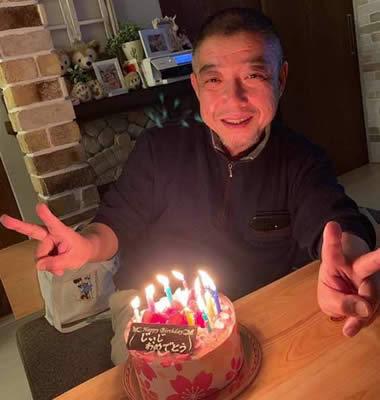 辻希美の父親の顔画像