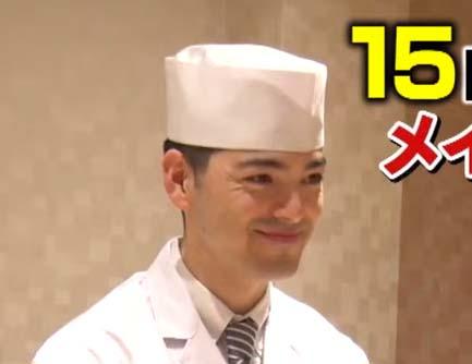 スイス人寿司職人・リチャード
